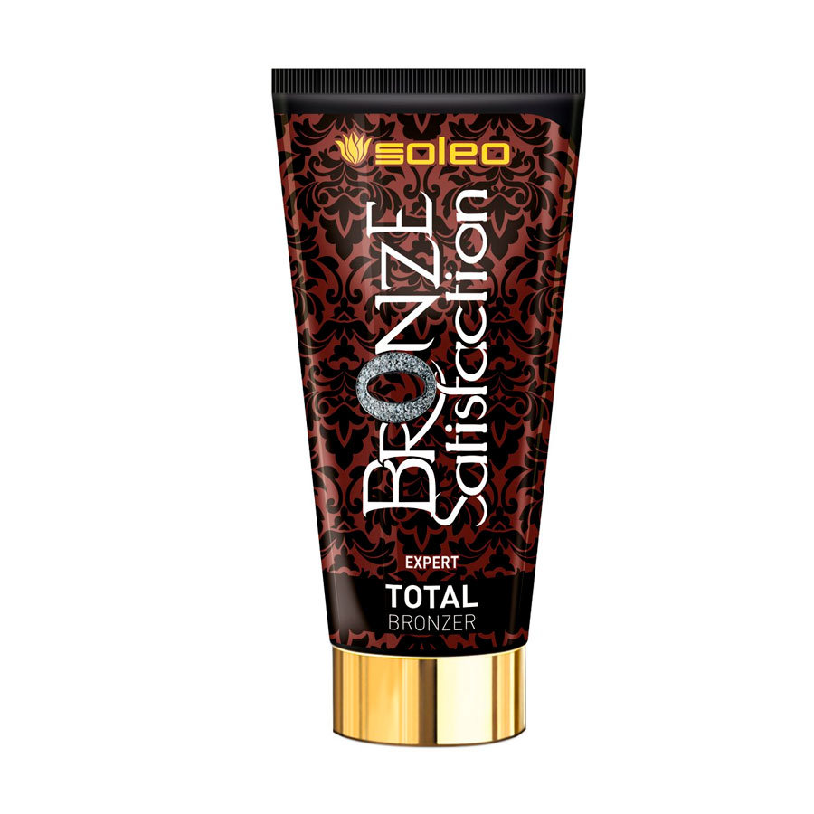 Soleo, Лосьон для загара Bronze Satisfaction Total Bronzer Expert, 150 мл